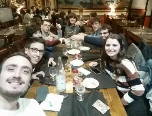 PRIMERA CENA DE OCIO 2018