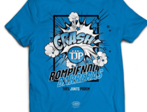¡Tenemos nueva camiseta!