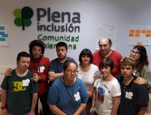 TJP PRESENTE EN EL CURSO DE AUTOREPRESENTACIÓN