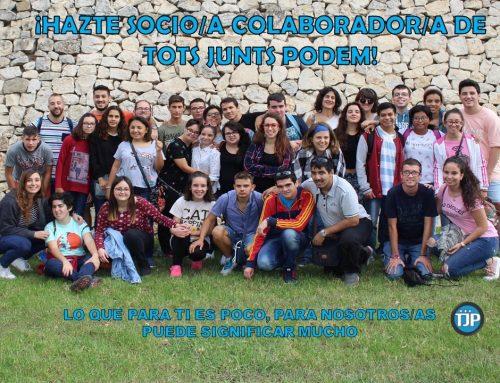 HAZTE SOCI@ COLABORADOR@!